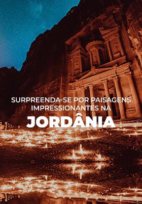 Pacote Jordânia