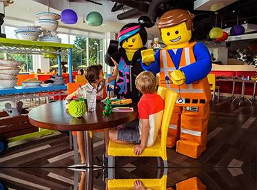 Ingressos para Legoland & I-Drive 360
