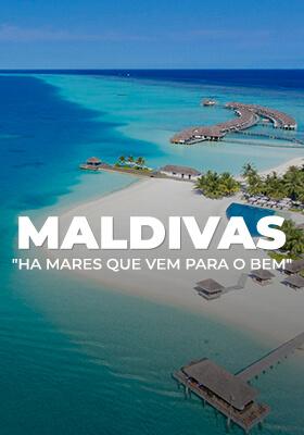 Pacote Ilhas Maldivas