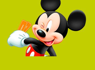 Promoção ingressos Disney
