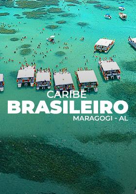 Maceió + Maragogi + Porto de Galinhas